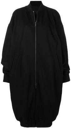 A.F.Vandevorst zipped midi coat