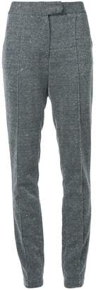 Strateas Carlucci textured trousers
