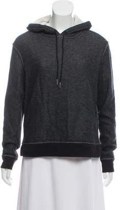 Alexander Wang Long Sleeve Hoodie Sweatshirt