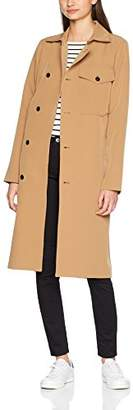 G Star Women's Aefon Trench Wmn Coat,Large