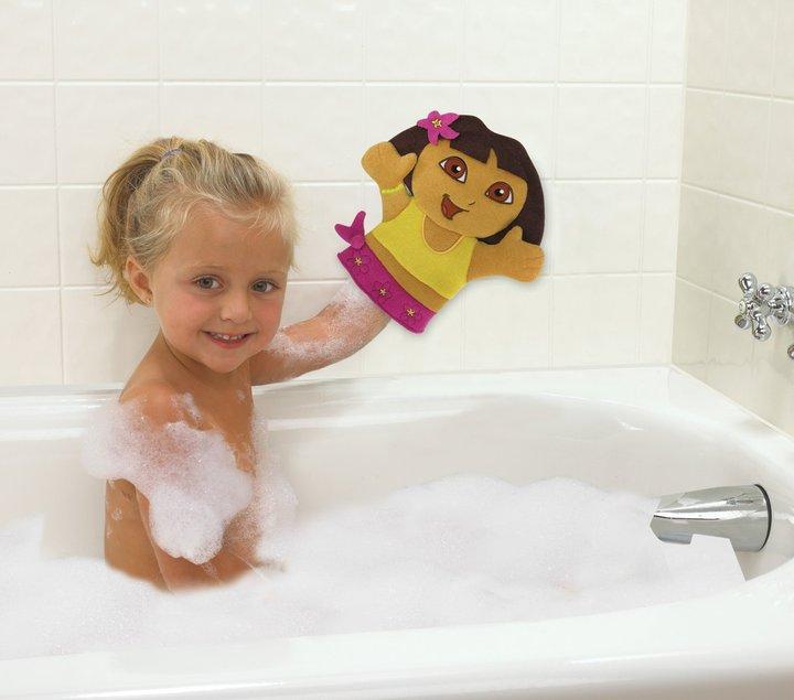 Ginsey Dora Bath Mitt