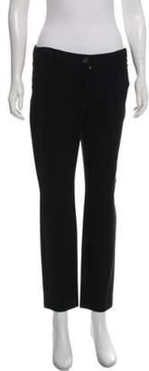 Dolce & Gabbana Mid-Rise Skinny Pants Black Mid-Rise Skinny Pants
