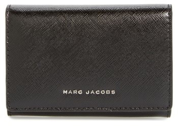 Marc JacobsWomen's Marc Jacobs Leather Wallet - Black