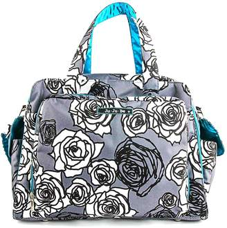 Ju-Ju-Be Be Prepared Diaper Bag, Charcoal Roses
