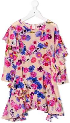 Natasha Zinko Kids floral print blouse