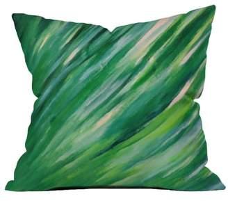 Rosie Blade Grass Accent Pillow
