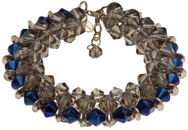Megan Park bicone bracelet