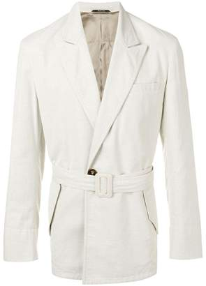 Maison Margiela short trench coat