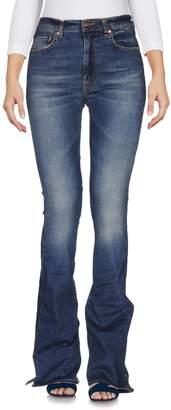 (+) People + PEOPLE Denim pants - Item 42514934CE