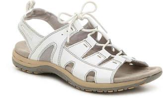 Women's Sassy Sport Sandal -White $80 thestylecure.com
