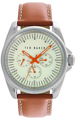 Ted Baker Classic Analog Stainless Steel Sport Watch