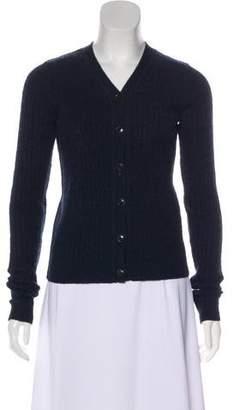 AllSaints Cashmere Knit Cardigan