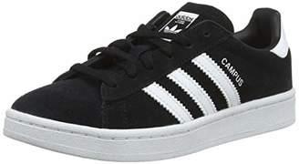best loved 338a1 89494 ... adidas Unisex Kids Campus C Gymnastics Shoes, Core Black FTWR White
