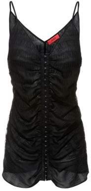 HUGO BOSS Silk Top Celesta FS 2 Black