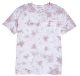Hudson Big Boy's Jimmy Henley Tie Dye Tee