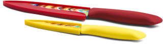 2pc Chevron Knife Set