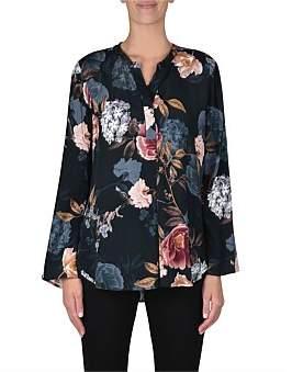 Jump Hydrangea Printed Shirt