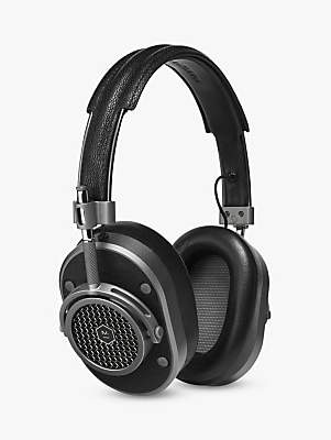 Master & Dynamic MH40 Over-Ear Headphones with Mic/Remote for iOS