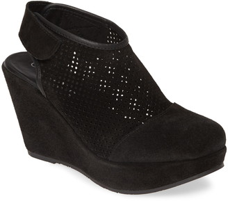 Cordani Ridley Perforated Wedge Clog