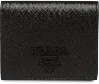 Prada small bifold wallet
