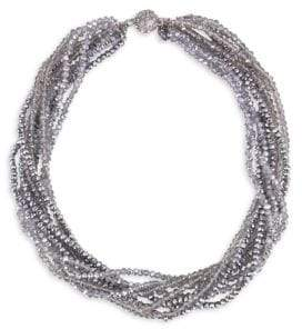 Saachi Twisted Strand Necklace