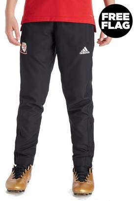adidas FA Wales 2018 Woven Pants Junior
