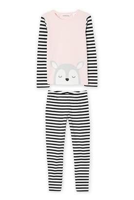 Country Road Deer Stripe Pyjamas