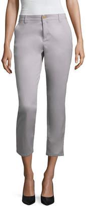 Liz Claiborne Ankle Pants - Tall Inseam 30