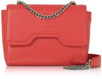 977ec7773a6f Lancaster Paris Irene Smooth Leather Shoulder Bag