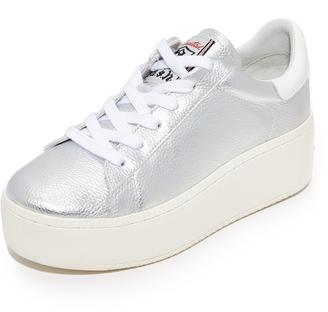 Ash Cult Platform Sneakers $230 thestylecure.com