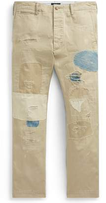 Ralph Lauren Relaxed Fit Repaired Chino