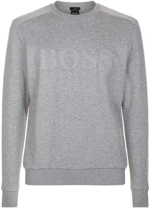 BOSS GREEN Salbo Logo Printed Sweatshirt