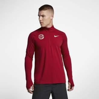 Nike Element (Chicago 2018) Men's Half-Zip Running Top
