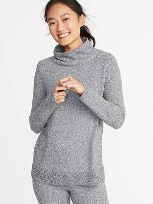 Old Navy Mock-Neck Sweater-Knit Tunic for Women