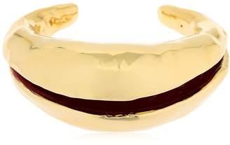 Marni Enameled Cuff Bracelet