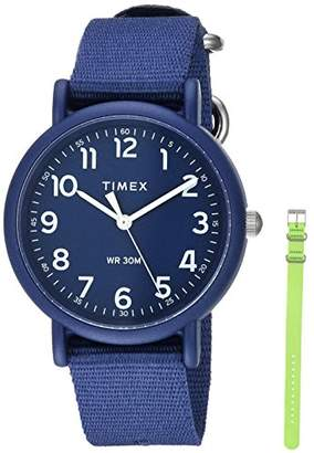 Timex Unisex TWG018400 Weekender Color Rush Box Set