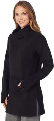 Cuddl Duds Women's Stretch Fleece Lounge Tunic