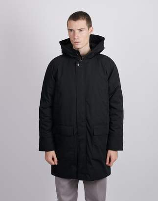 Edwin Fishtail Parka 2 Black