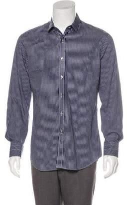 Paul Smith Woven Gingham Shirt