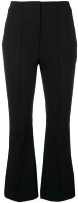 Alexander Wang flared cropped trousers