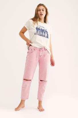One Teaspoon Oneteaspoon OneTeaspoon Awesome Baggies High-Waisted Jeans