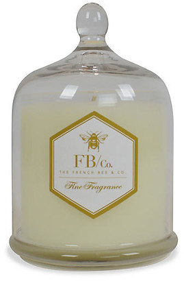 Gardenia Cloche Candle The French Bee