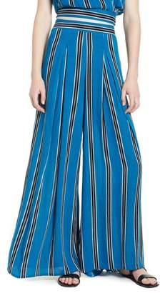 Band of Gypsies Stripe Wide Leg Pants