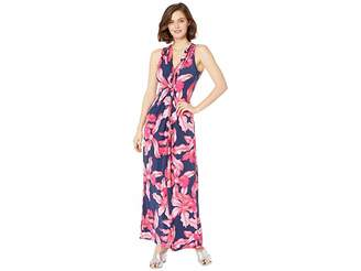 Tommy Bahama Orchid Rua Sleeveless Maxi Dress