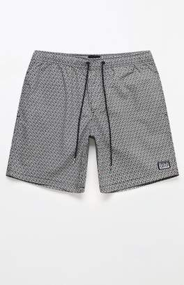 "Quiksilver Noise 19"" Swim Trunks"