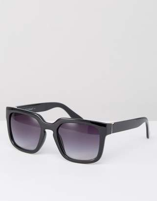 AJ Morgan Square Lens Sunglasses $16 thestylecure.com