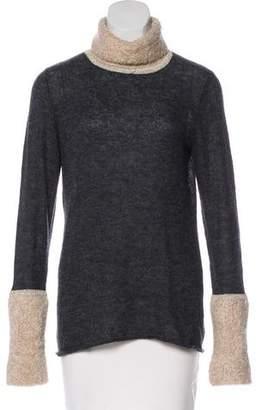 Tory Burch Long Sleeve Knit Sweater