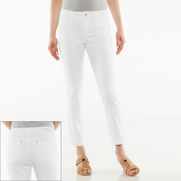 Artisan crafted by democracy skinny ankle jeans - women's
