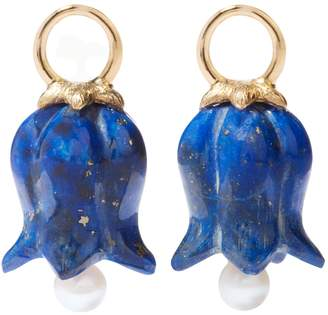 Lapis Annoushka Lazuli Tulip Earring Drops