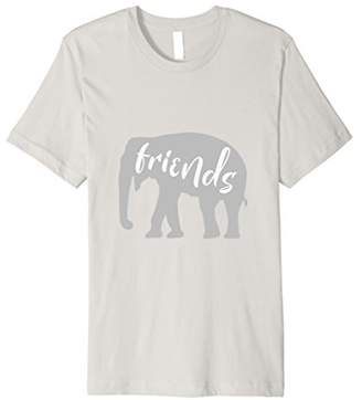Elephant Best Friend Tshirt-matching outfits